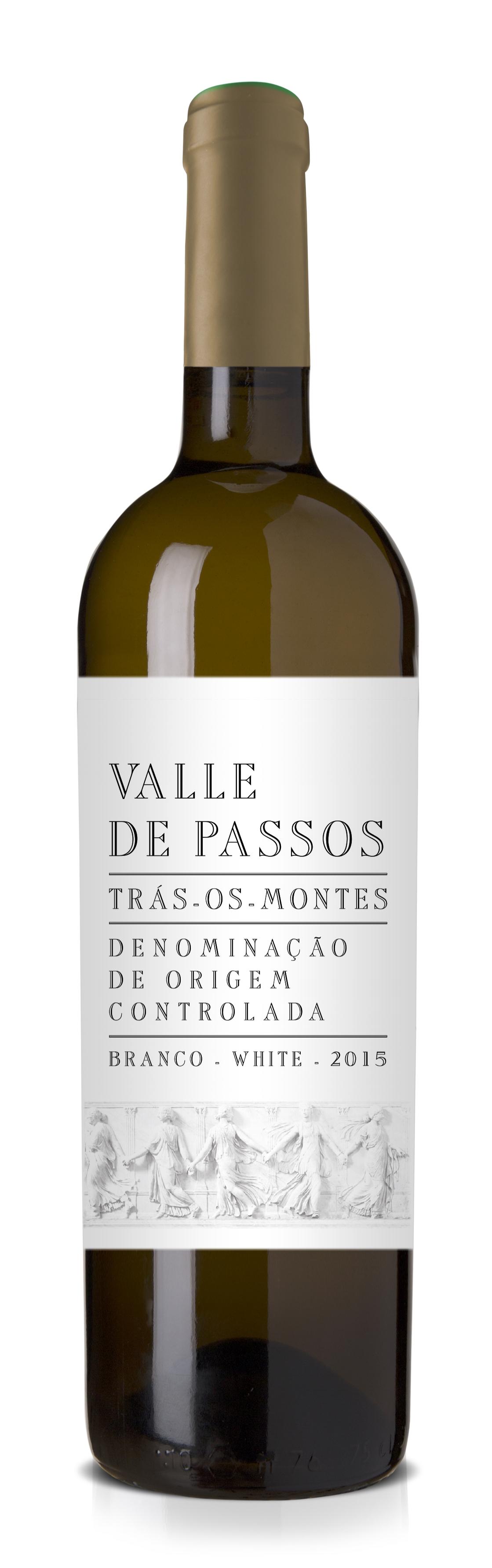 VALLE DE PASSOS | COLHEITA WHITE 2015