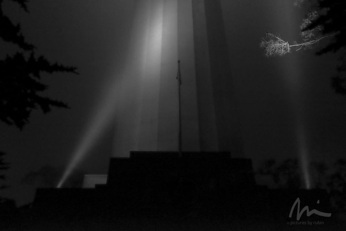Coit Tower, 5:50am