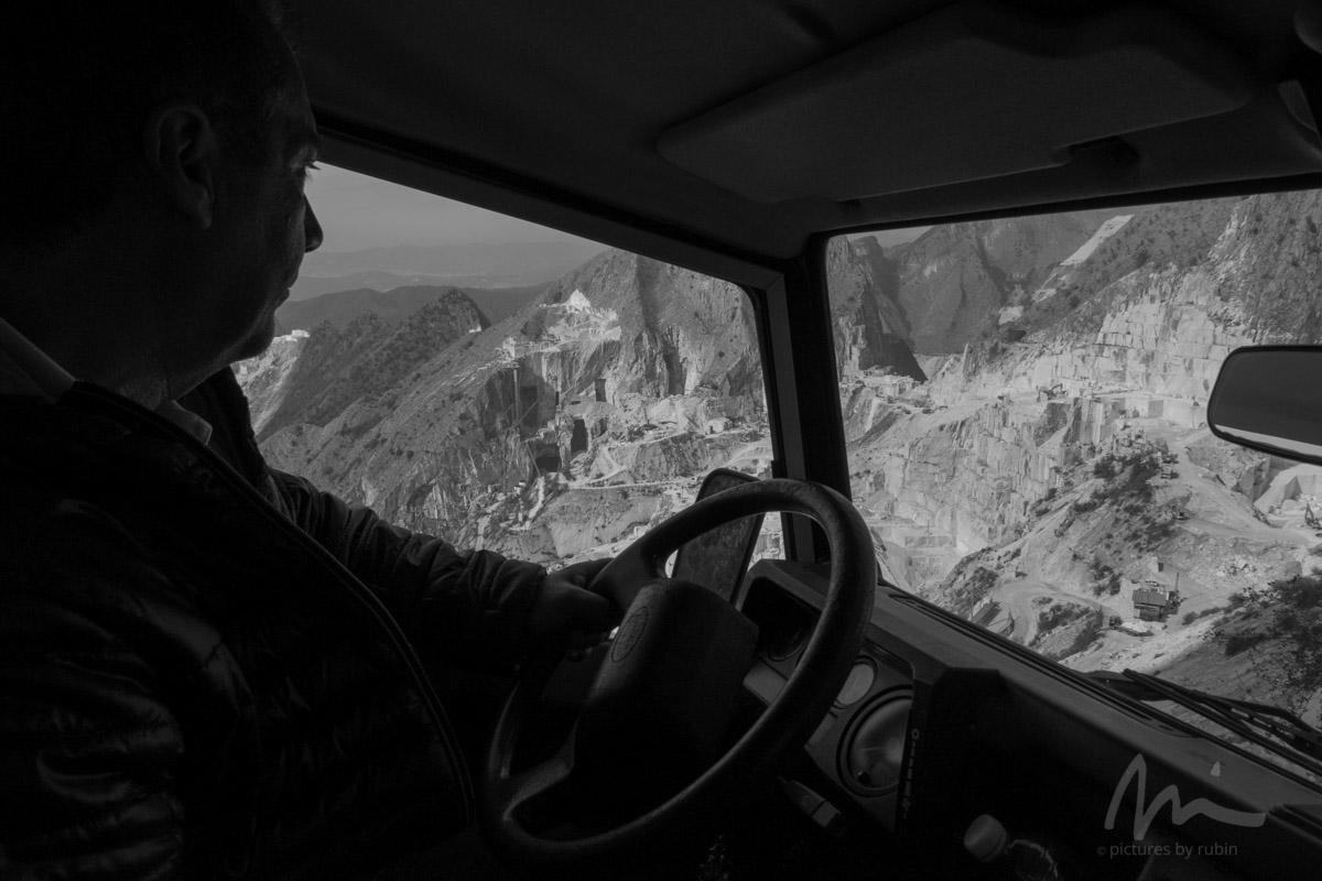 Driver, Carrara