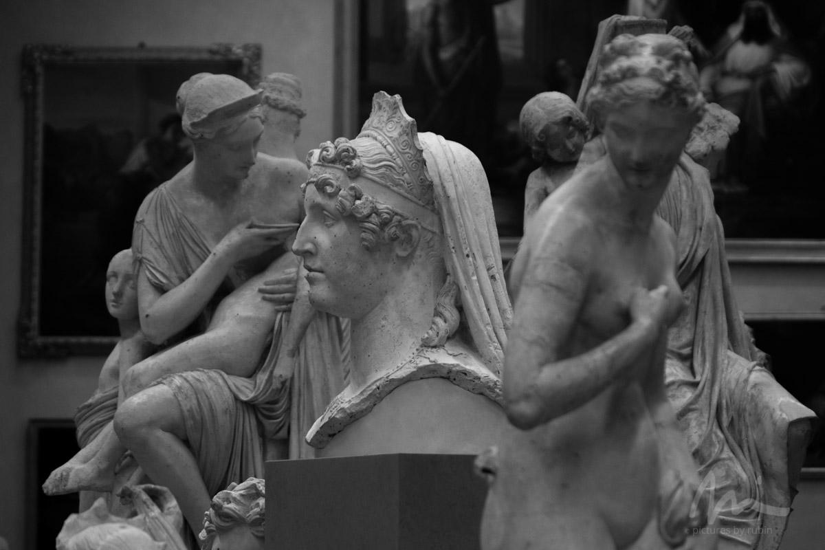 Plaster casts, GALLERIA DELL'ACCADEMIA