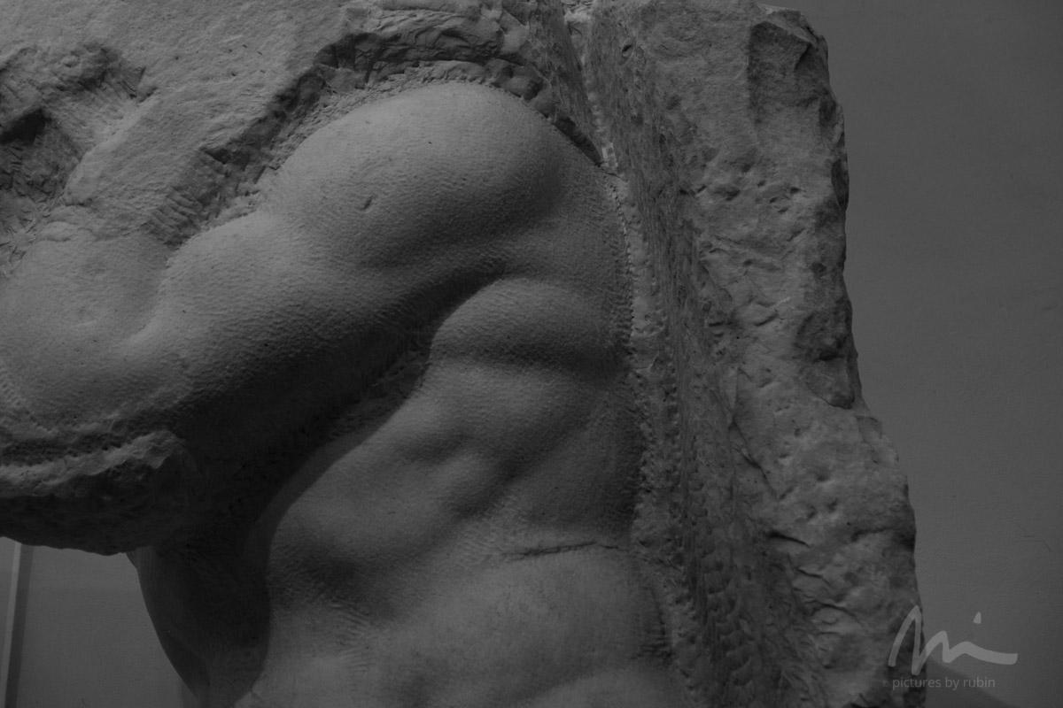 Unfinished Work, Michelangelo, Florence