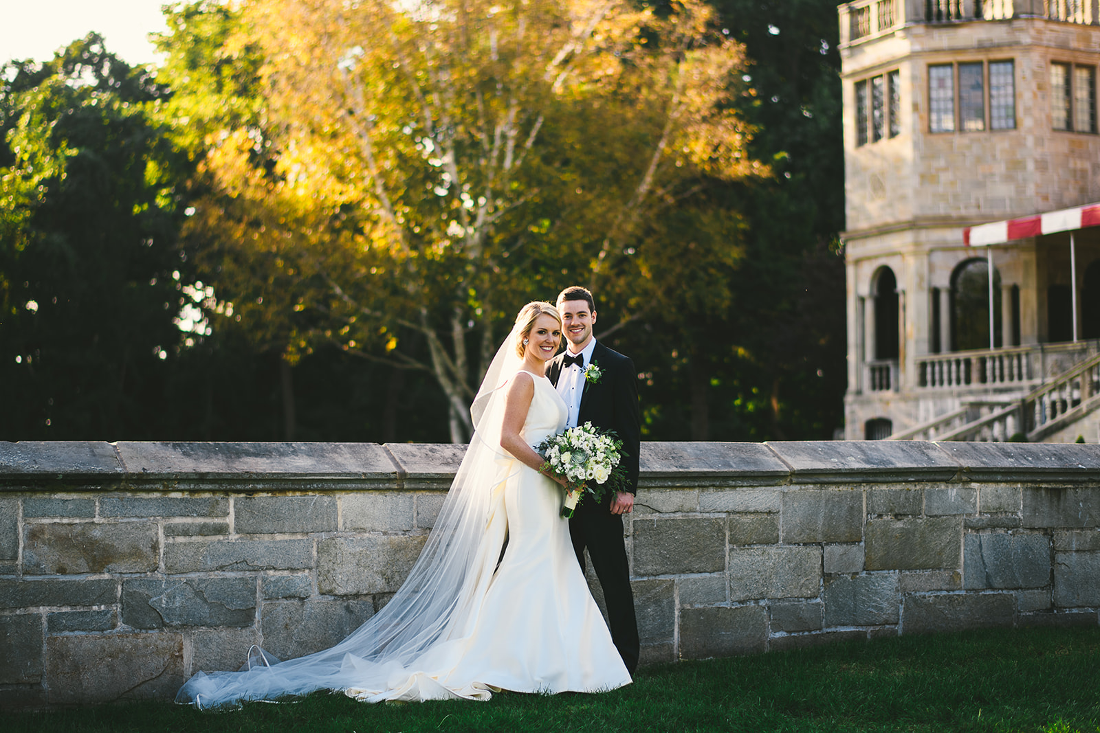 15 bride and groom at Bellarmine Hall Fairfield University wedding.jpg