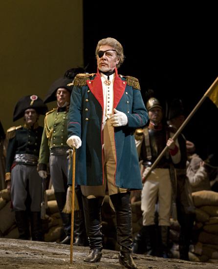 Ramey as Kutuzov
