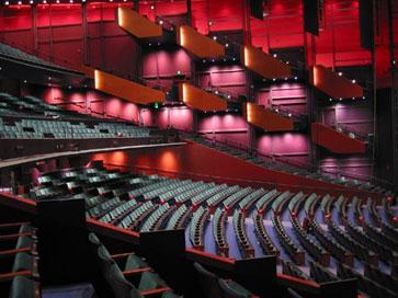 McCaw Hall's 3000-seat auditorium