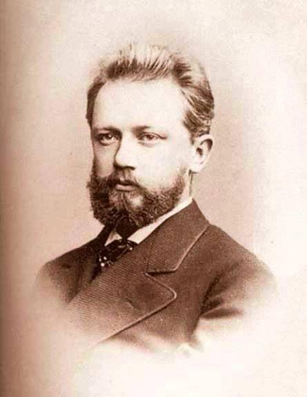 Tchaikovsky, circa 1876
