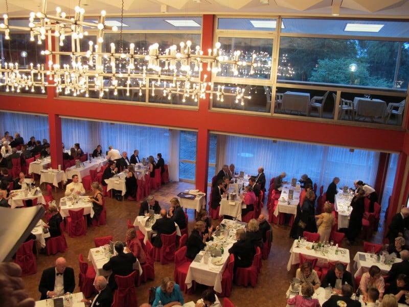 Festspielhaus restaurant