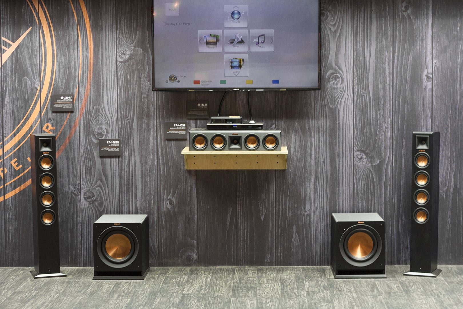 Klipsch Reference Premium HD Wireless System