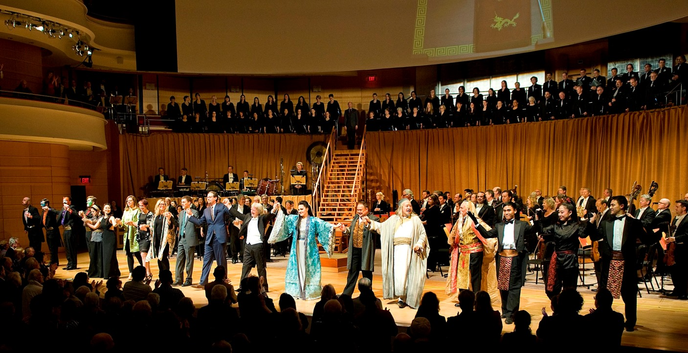 Final curtain call (Photo: Nick Koon)