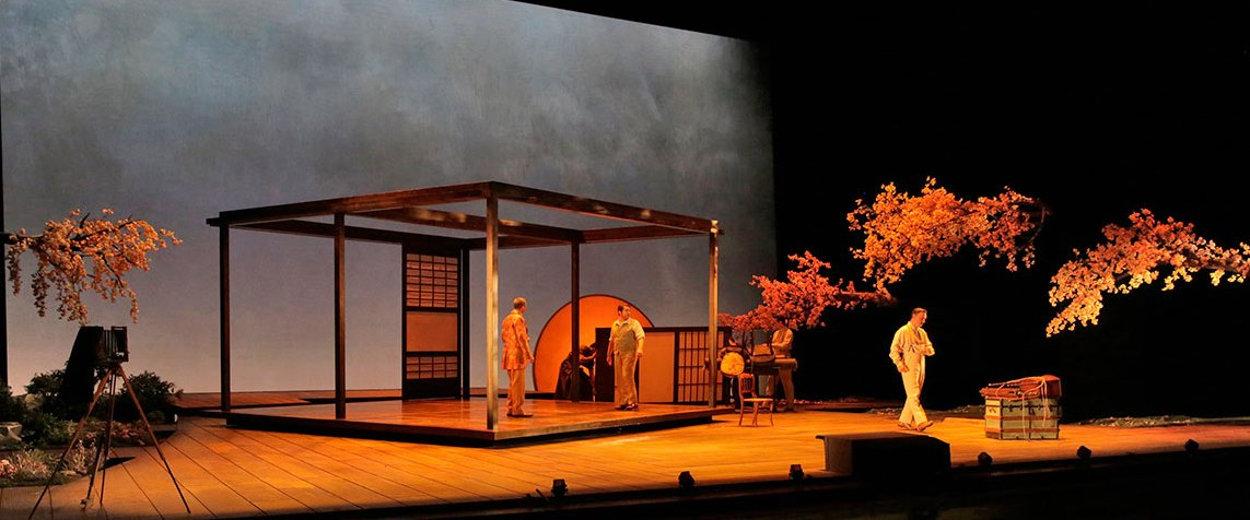 """Madama Butterfly"", Act I"