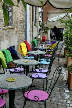A restaurant, Urbino