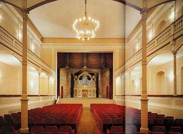 Pedrotti Auditorium