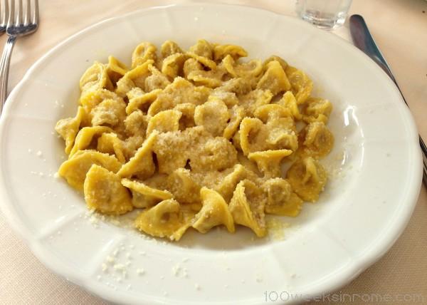 Tortellini, Urbino