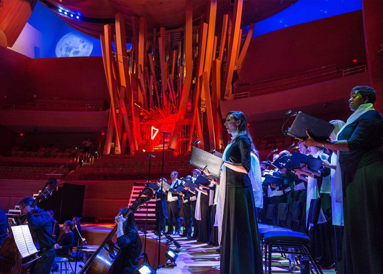 Photo: Jamie Pham / Los Angeles Master Chorale