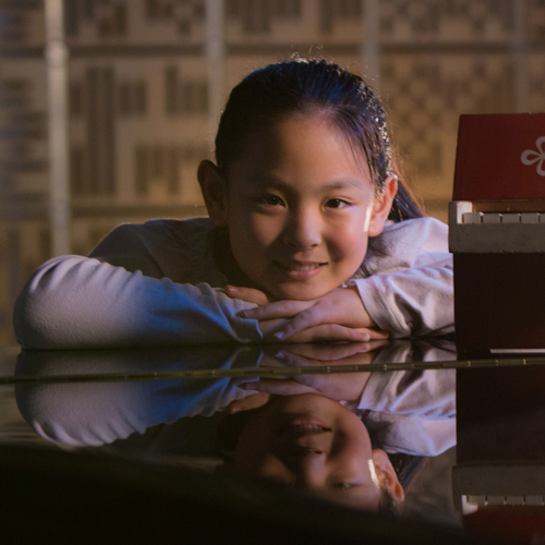 Pianist Serena Wang