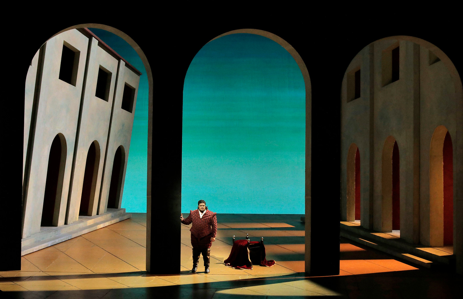 Rigoletto, Act II