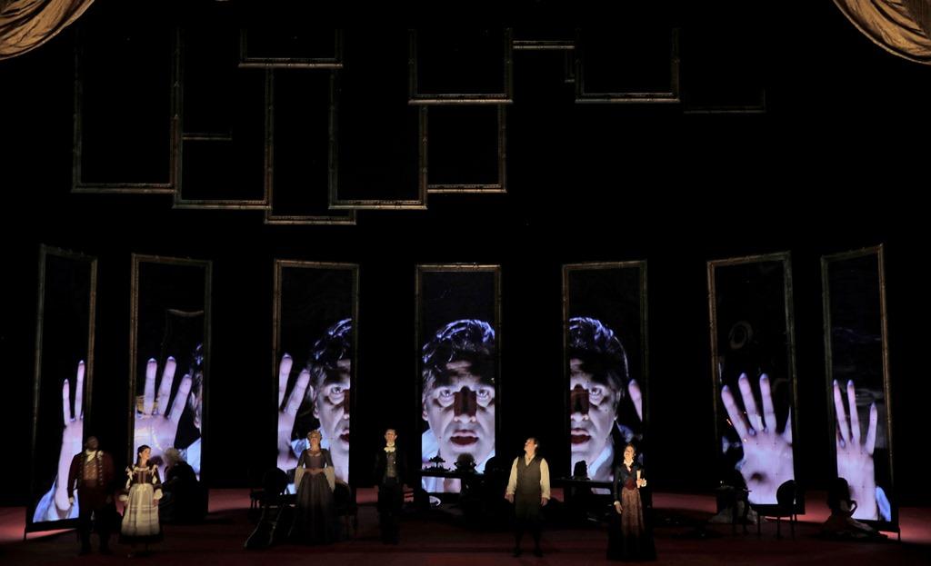 Don Giovanni, Act II