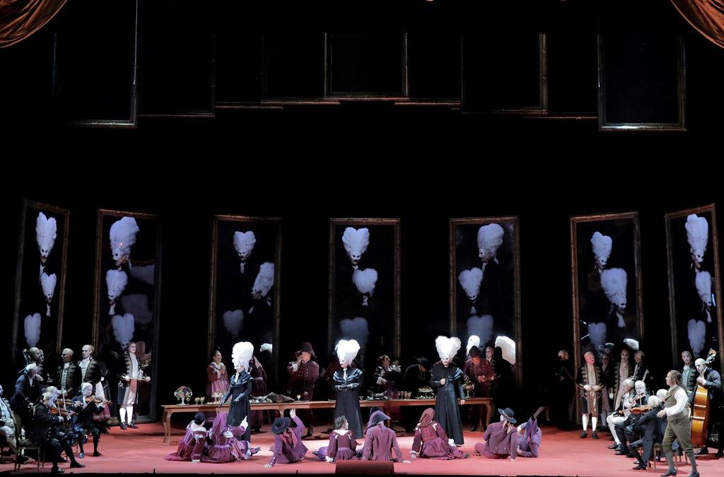 Don Giovanni, Act I