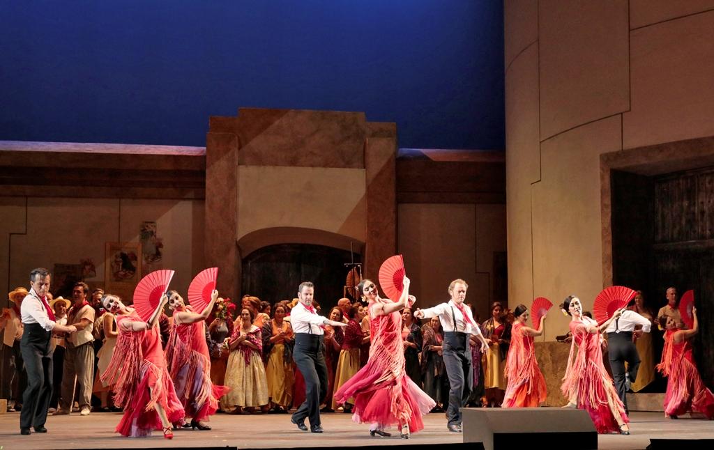 Carmen, Act IV
