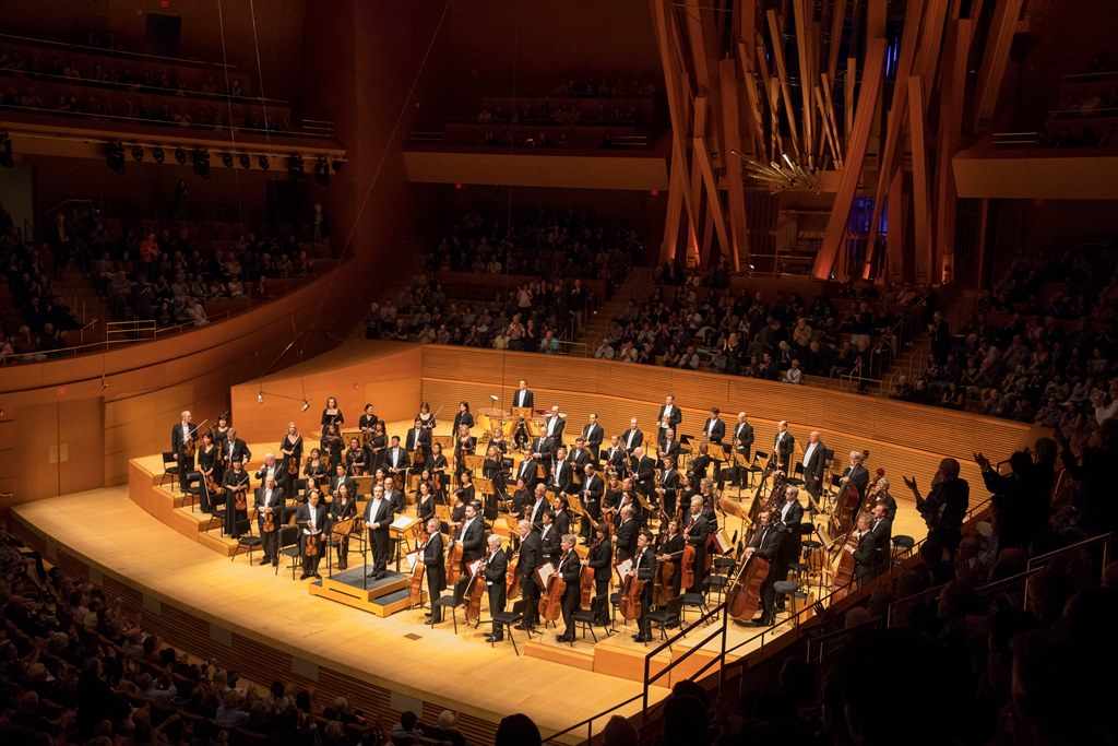 Riccardo Muti Leads Chicago Symphony in Memorable L A  Debut