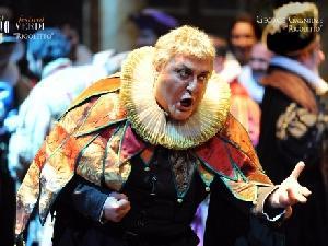As Rigoletto, Los Angeles Opera 2010