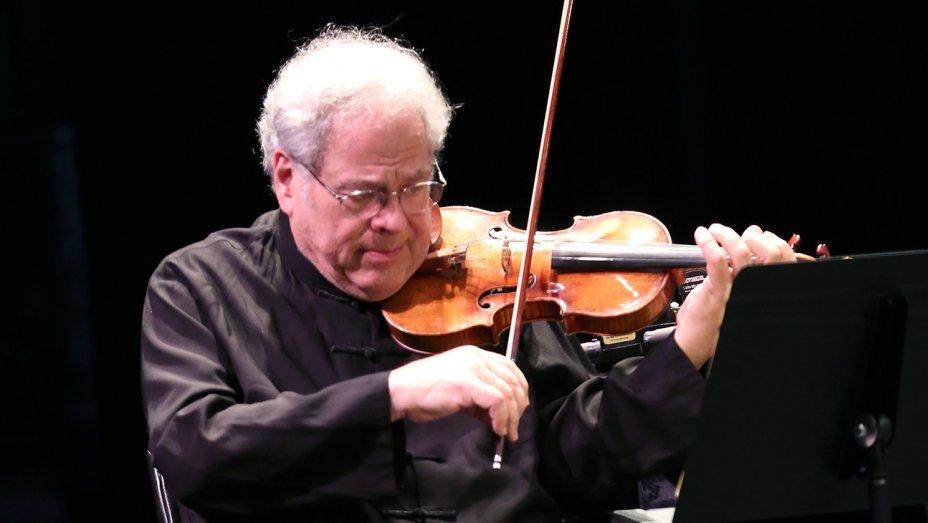 Itzhak Perlman (Monica Schipper/Getty Images)
