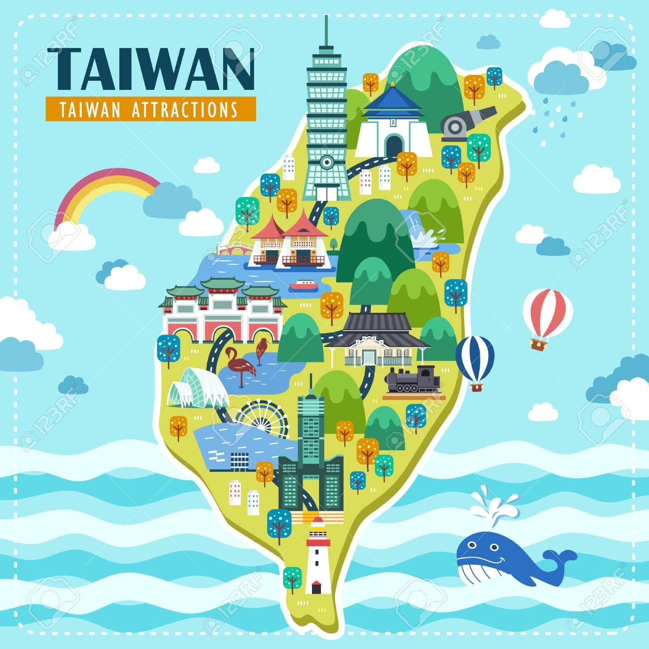 59230279-adorable-taiwan-travel-map-design-with-famous-attractions.jpg