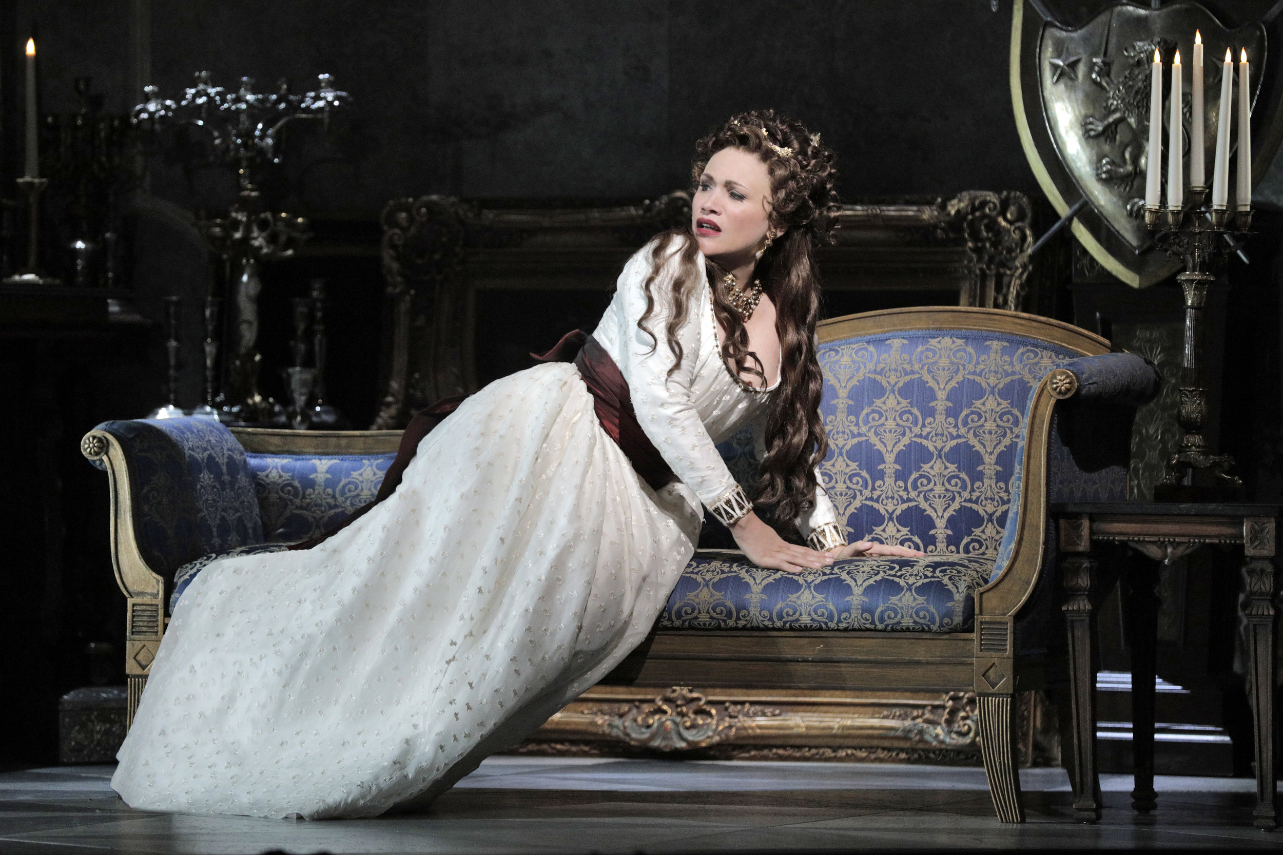 Giannattasio as Tosca