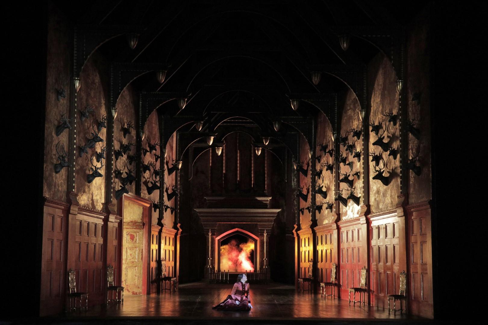 Rusalka, Act 2 Scene 2