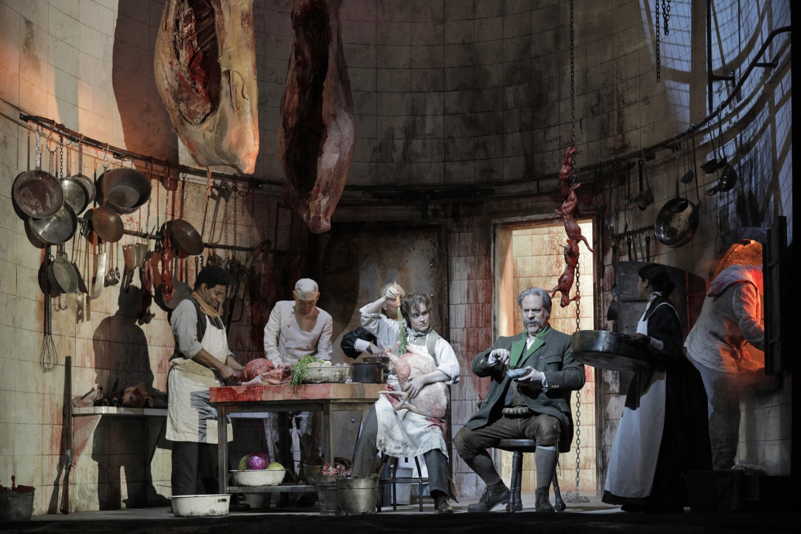Rusalka, Act 2 Scene 1