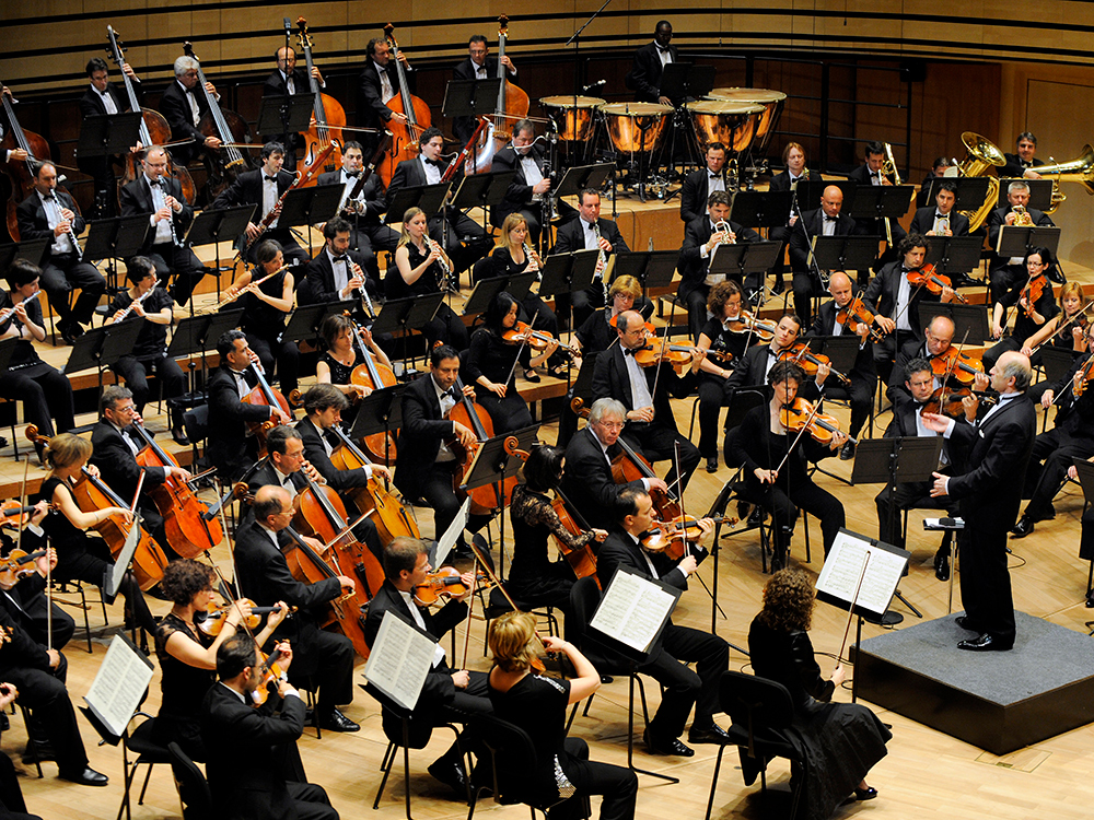 Iván Fischer conducts the Budapest Festival Orchestra