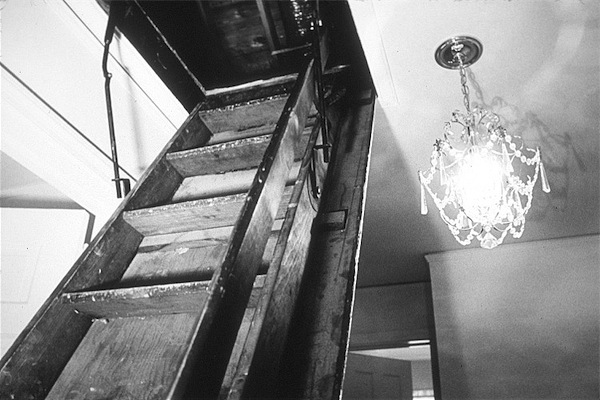 Attic Stairs, 2002