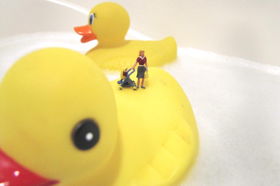 Rubber Duck (Bryn Scriver)