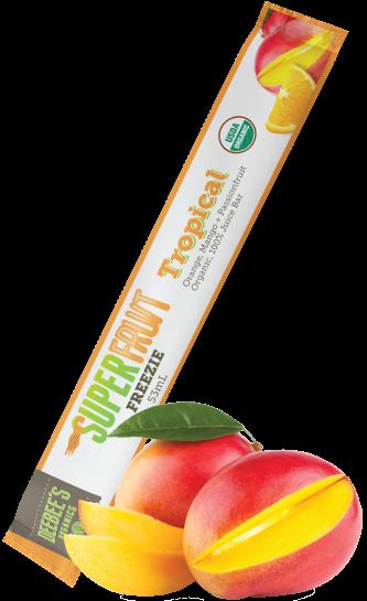 Super Fruit Freezies — DeeBee's Organics