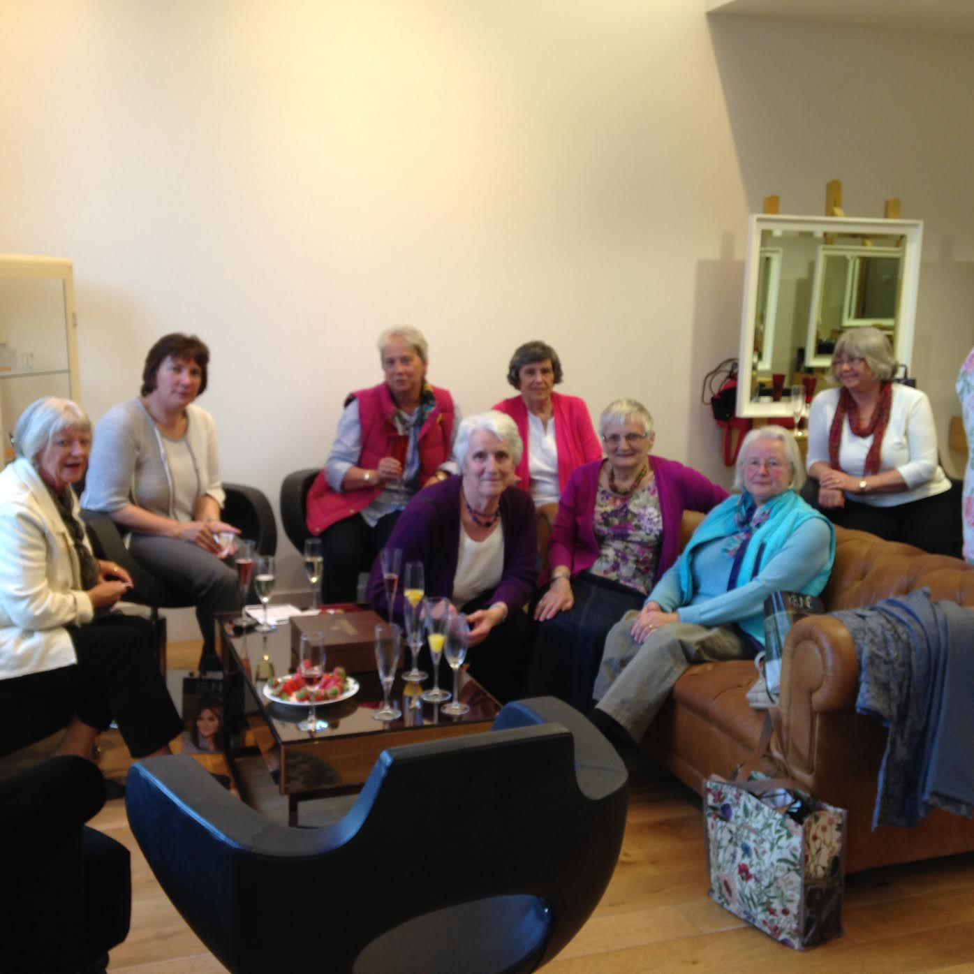 ERMINGTON LADIES GROUP