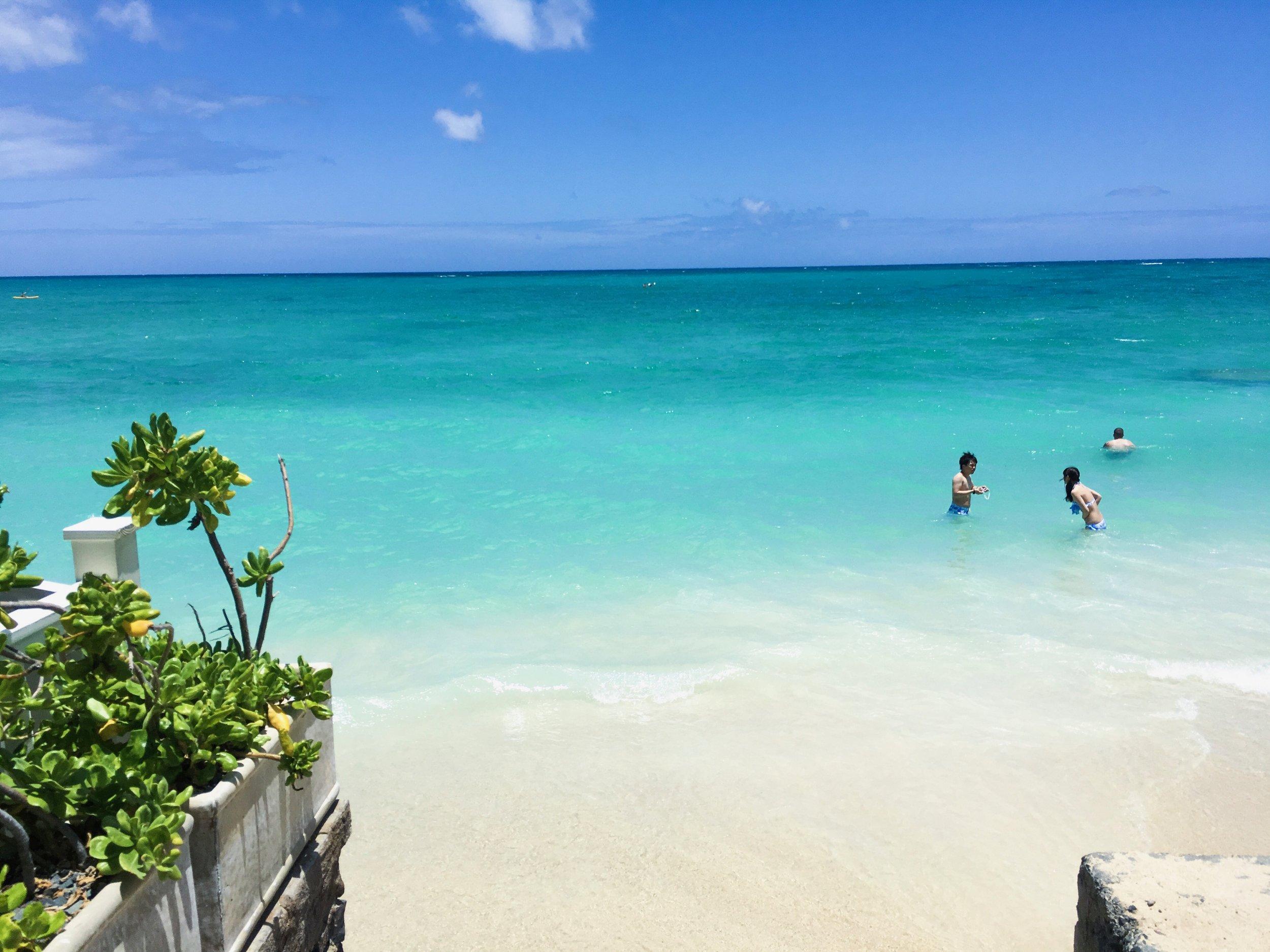 Forever the sickest beach - Lanikai <3