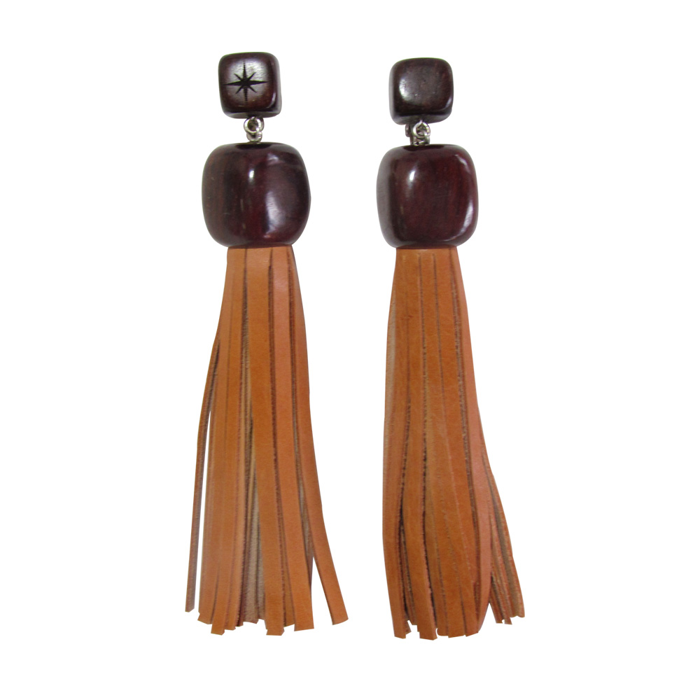 Tassel Earrings Cocobolo.jpg