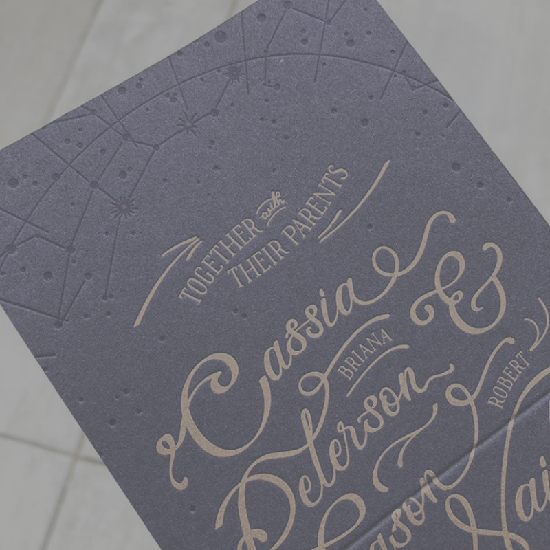 WEDDING & EVENT STATIONERY -
