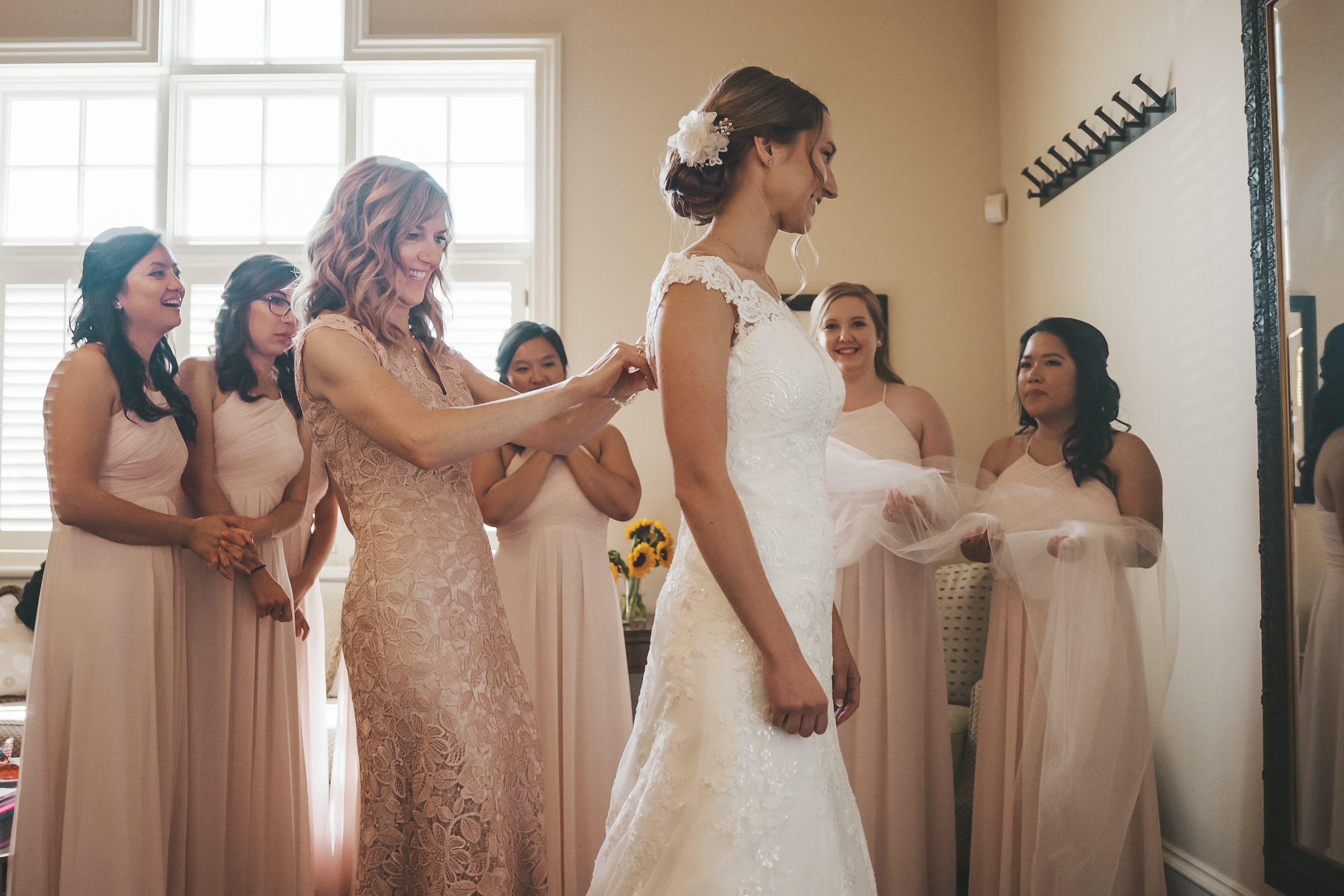 Robinswood House Wedding | Seattle Wedding Videography | newlyfilms.com