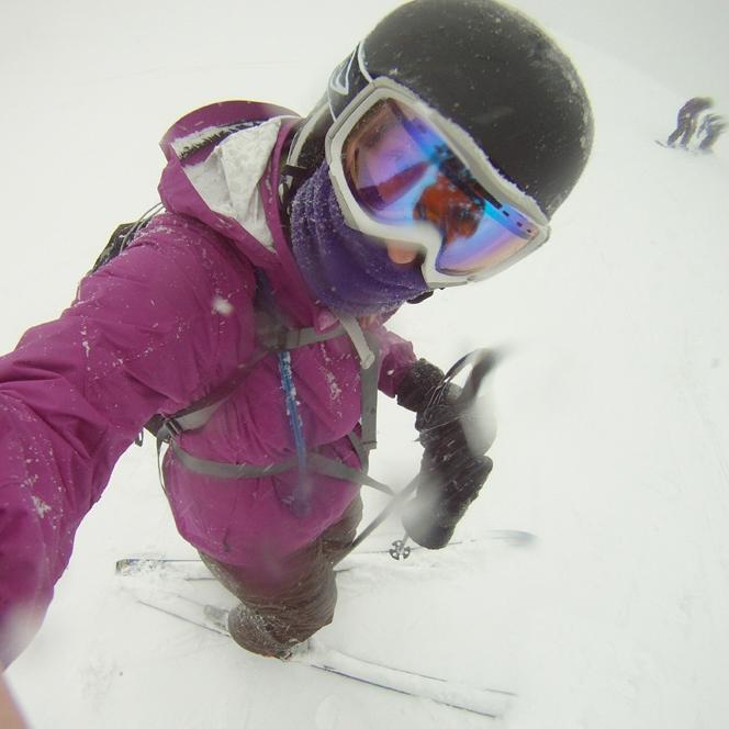Mt. Hood Meadows, Jan 2012