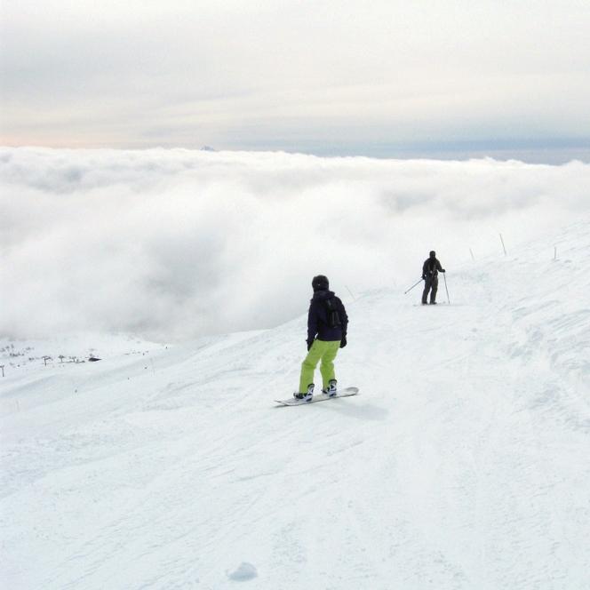 Mt. Hood Meadows, Feb 2012