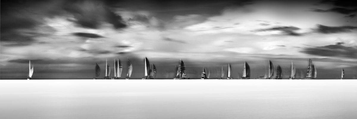 Southern Straits Boat Race #2, Vancouver BC, Long Exposure.jpg
