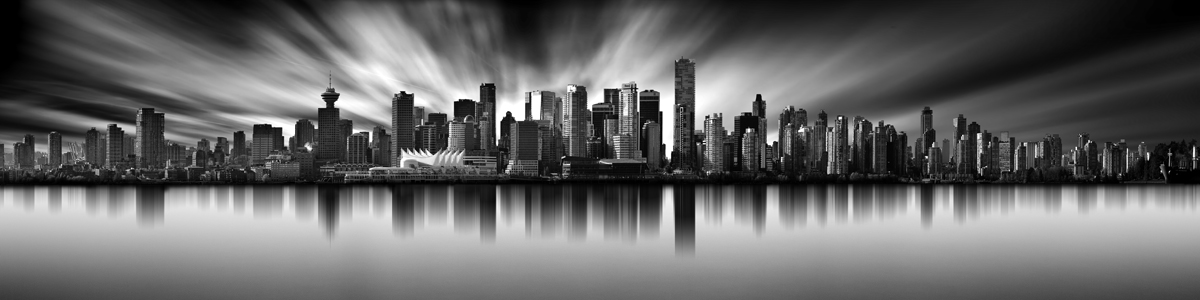 Vancouver Skyline Long Exposure Pano 4-1 Ratio.jpg