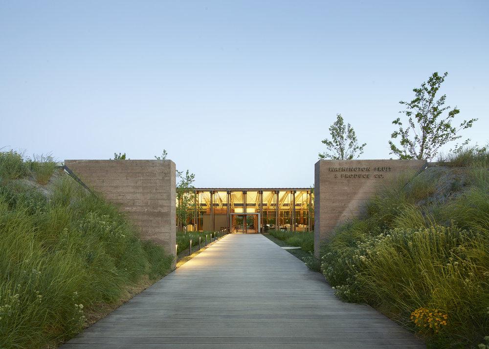 Washington Fruit & Produce Company — Graham Baba Architects