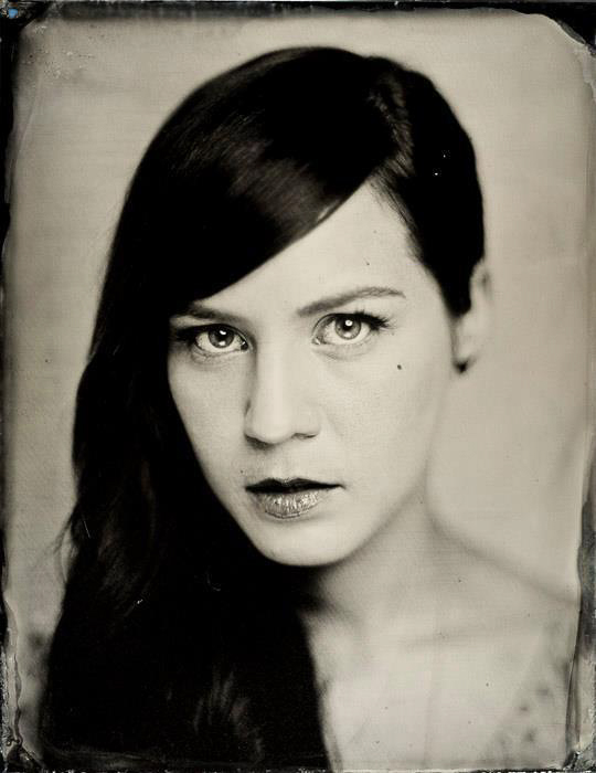 Tintype by Michael Shindler