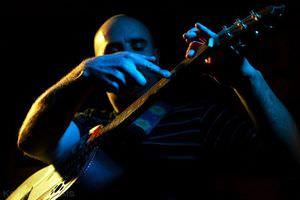 Brendan Guitar Maher Live