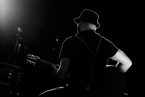 Brendan Guitar Maher playing Jazz Guitar
