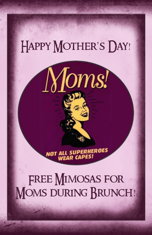 Mother's Day Brunch at The Tavern at St. Michael's Square