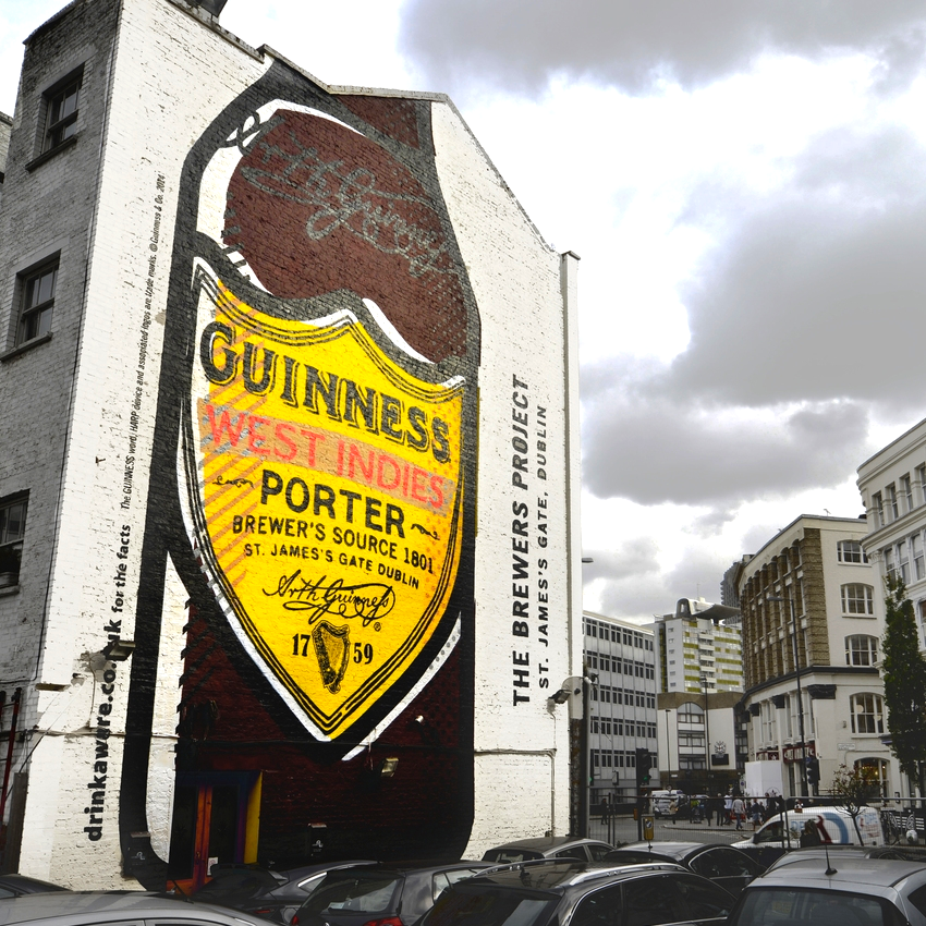 GUINNESS - PORTER LAUNCH
