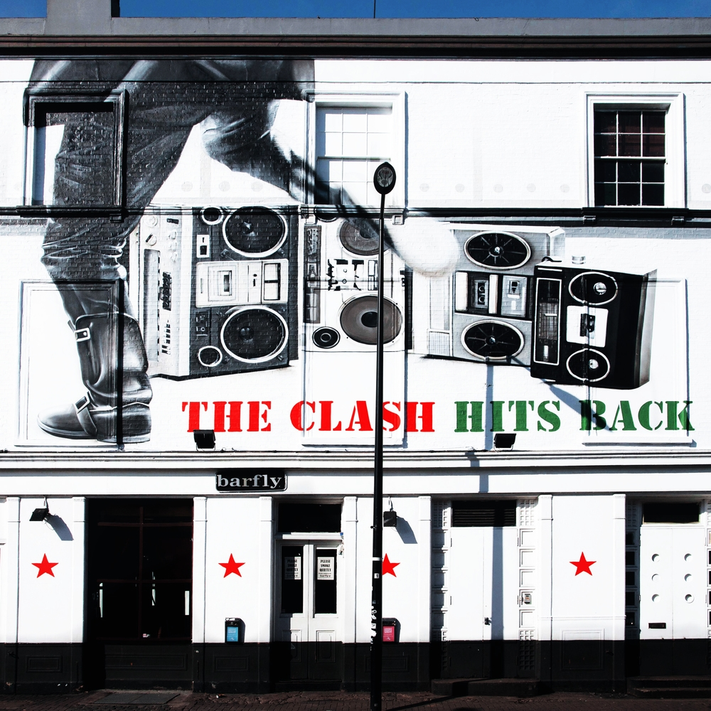SONY MUSIC - THE CLASH