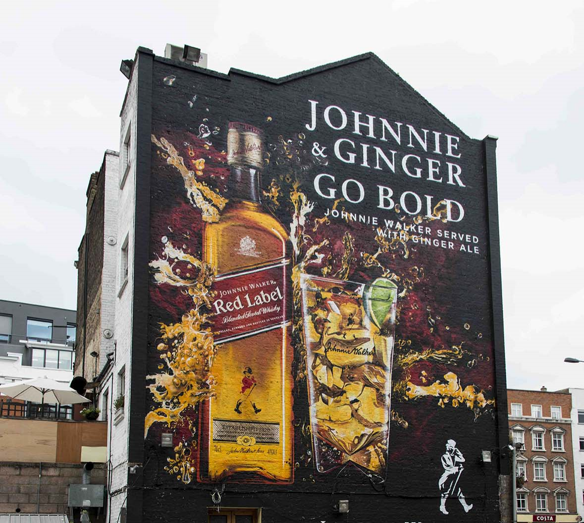 DIAGEO - JOHNNIE WALKER